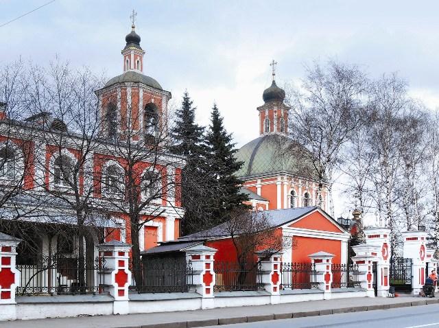 Трифоновский храм охраняется государством как древнейшая приходская церковь Москвы