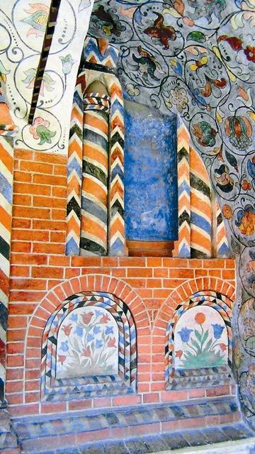 Убранство Храма Василия Блаженного
