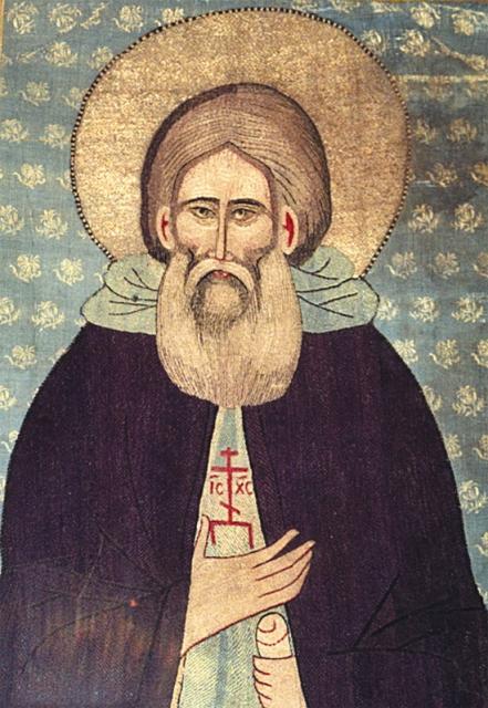 Чтобы окрестить первенца князя Владимира, 67-летний преподобный Сергий Радонежский пришел в Серпухов пешком, преодолев полтораста верст