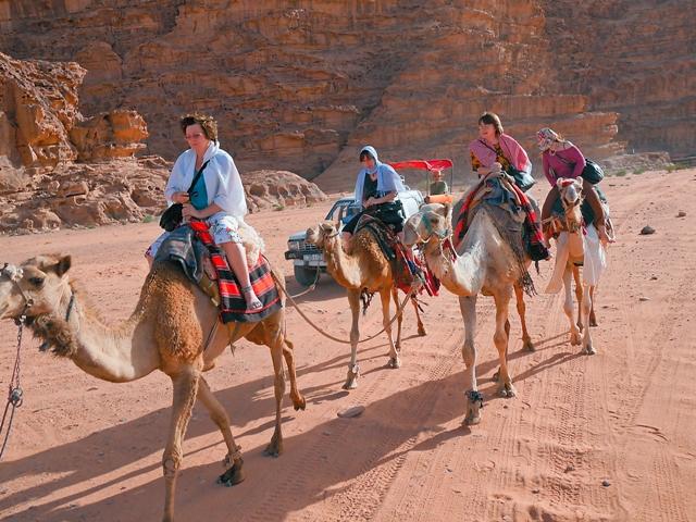 Бедуинской тропой