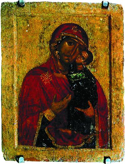 Толгская икона Пресвятой Богородицы Хранится в одностолпной палате Крестовоздвиженского храма. Палата открыта для богомольцев ежедневно c 6.00 до 20.00. Вход свободный.