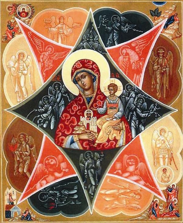Икона спасает «от запаления огненного» не только имущество, но и самого человека – перед ней молились об исцелении от сжигающих сердце душевных страстей