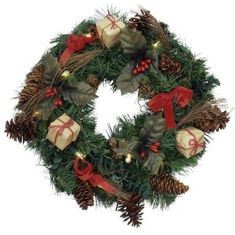 В Германии существует забавный обычай под названием «Хвала рождественской елке»