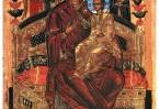 Величайшая святыня Афона – дивная икона Божией Матери «Всецарица»