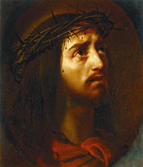 Терновый венец стал лучшим украшением нашего Господа Иисуса Христа.