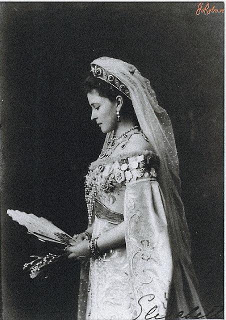 Великая княгиня Елизавета Феодоровна