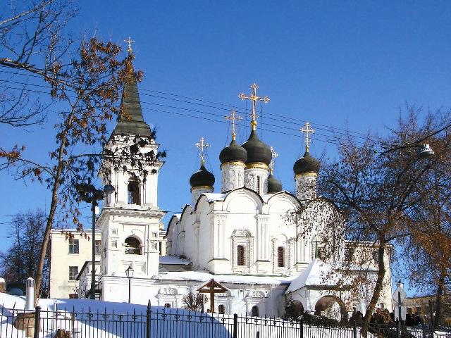 Храм святого Владимира в Старых Садех