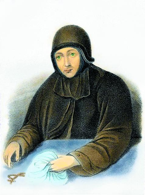 Матушка Досифея