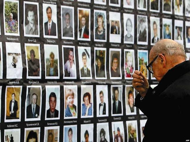 В память о жертвах Норд-Оста