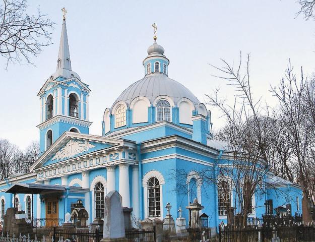Блаженная Ксения помогала строить Смоленский храм