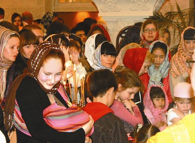 Церковь Сергия Радонежского в Шанхае
