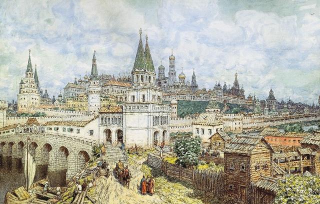 Доброе и по-домашнему уютное название очень подходит этому заповедному уголку Москвы, где до сих пор живет дух старины