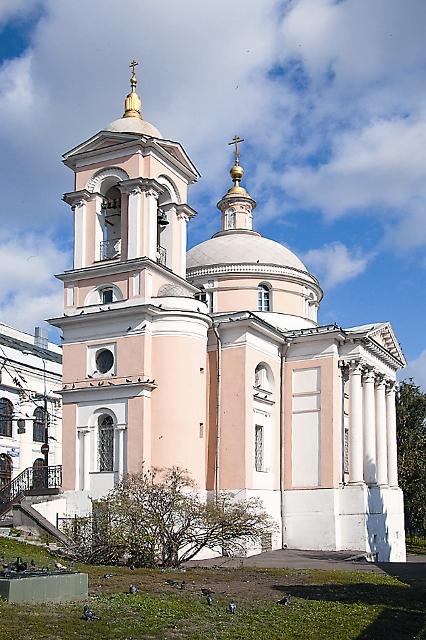 Храм великомученицы Варвары