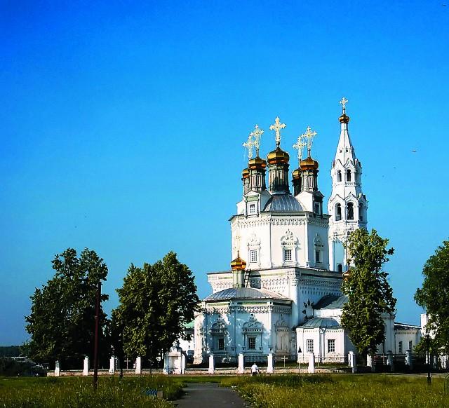 Троицкий собор верхотурского кремля