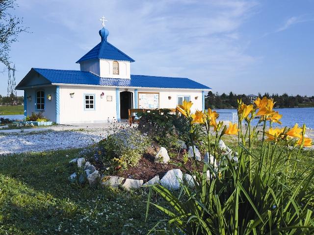 Святой источник в селе Актай перед въездом в Верхотурье