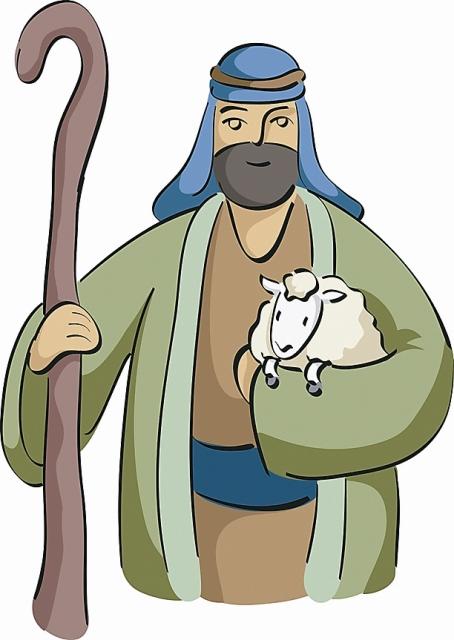 Пророку дано особое духовное зрение: он видит грядущие события, знает скрытый смысл происходящего и будущего