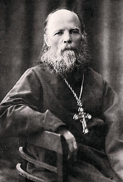 Священник Алексей Мечев