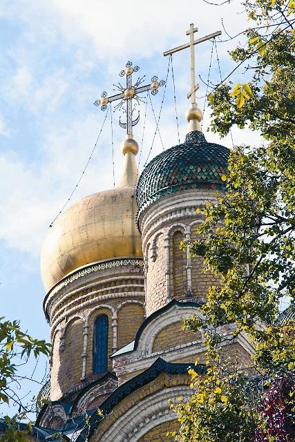 Величественный Знаменский собор по праву считается одним из символов столицы