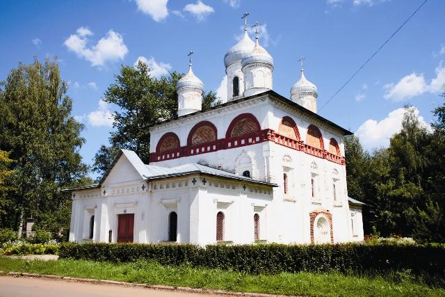 Храм во имя Святой Троицы