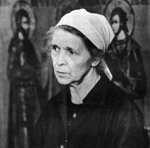 О принятом постриге стало известно только после кончины Марии Николаевны