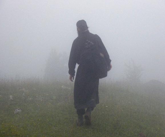 В VI веке сюда пришел сирийский монах Давид