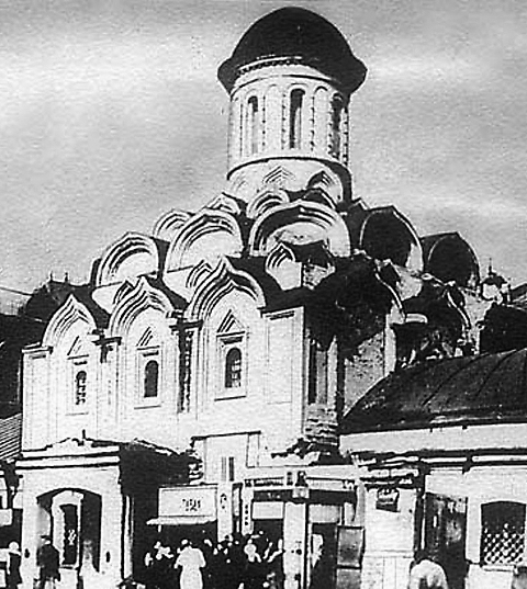 Казанский собор. 1930-е гг.