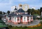 Церковь Спаса Преображения в Богородском