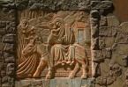 Более 2000 лет назад святой Иосиф с Девой Марией и Новорожденным Богомладенцем Иисусом бежали из Вифлеема в египетские пустыни