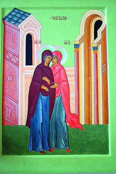 в Евангелии от Луки рассказывается о благоразумном разбойнике, обратившемся к Христу на кресте со словами: «Помяни мя, Господи, когда приидешь в Царствие Твое!» (Лк. 23, 42) Только в Евангелии от Луки можно встретить сведения о родителях Иоанна Крестителя, описание встречи Девы Марии и Елисаветы (матери Иоанна), а также рассказ о событиях, связанных с рождением Иоанна Пророка.  Единственное из четырех Евангелие от Луки рассказывает подробно историю Рождества Иисуса и эпизод из Его детства, когда с семьей Он отправился на праздник в Иерусалим и задержался там в доме Отца Своего (в Храме). Рассказать об этом Луке могла только Дева Мария, Иосиф к тому времени уже умер. Именно евангелисту Луке мы обязаны знакомством со знаменитой песней Пресвятой Богородицы «Величит душа Моя Господа», песней Симеона Богоприимца и ангельской песней «Слава в вышних Богу, и на земли мир…»