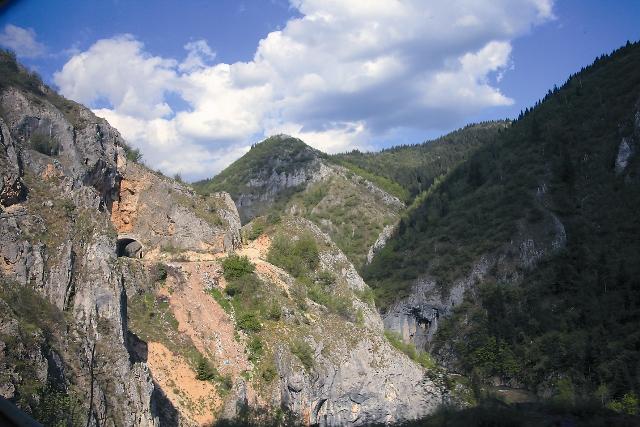Ущелье горной Рашки