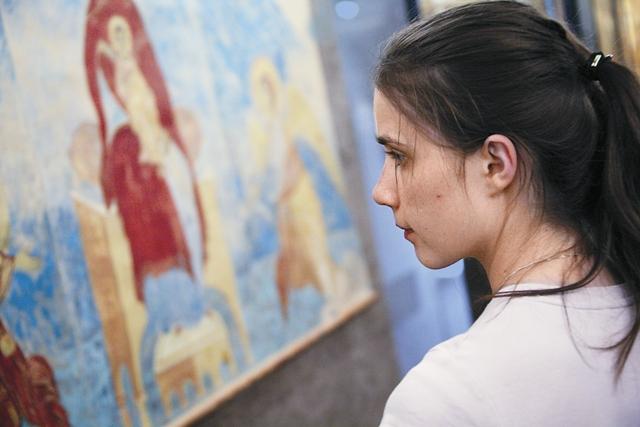 Выставка работ монахини Иулиании в Музее древнерусской культуры и искусства им. Андрея Рублева
