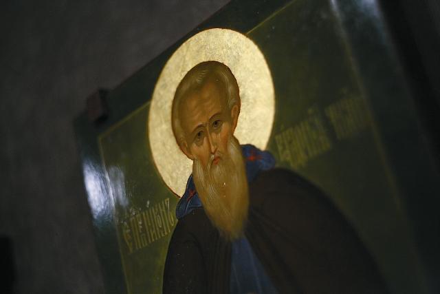 «Икона – это богомыслие в красках», – наставляла своих учеников талантливая художница