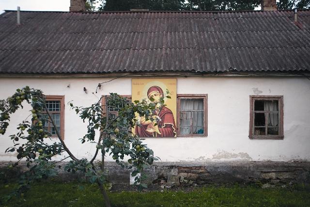 Жилой корпус монастыря