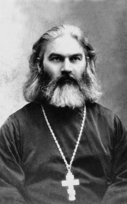 Протоиерей Василиий Лихарев