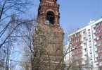 Колокольная монастыря в честь казанской иконы Божией Матери
