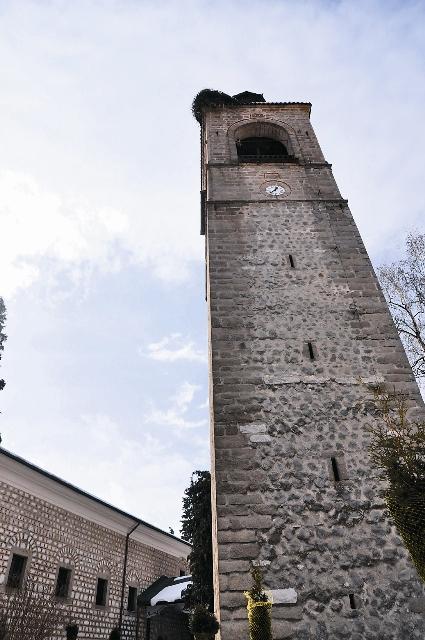 Колокольня Троицкого храма