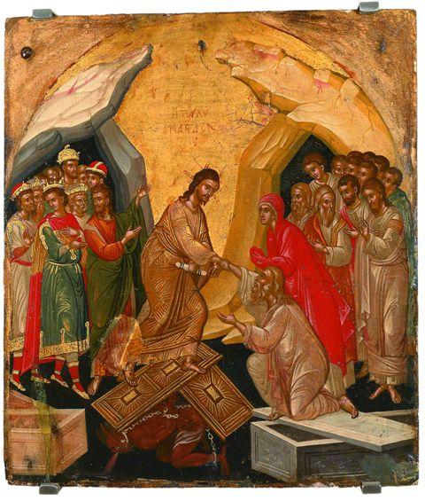 Победа Христова есть единственная победа, коей могут радоваться все человеческие существа от первозданного и до последнего