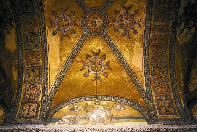 Мозаика собора Святой Софии