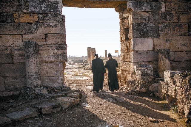Иераполис. В стенах античного города