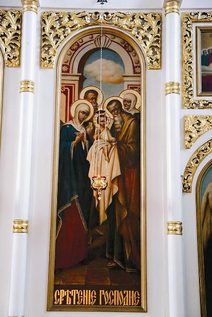 Ярославцы считают Сретенскую церковь одной из самых нарядных достопримечательностей