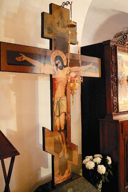 Мемориальный Крест-Голгофа