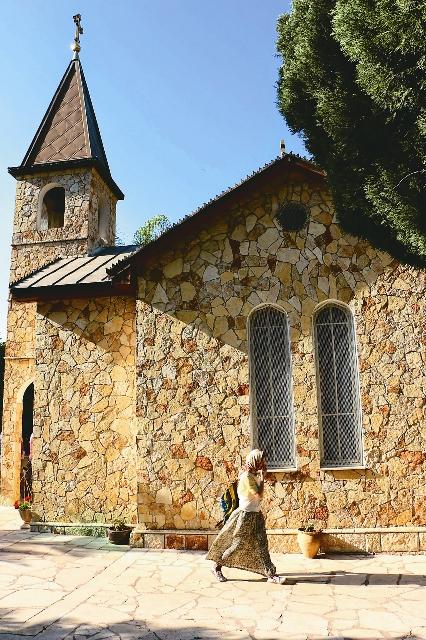 Храм во имя святой Марии Магдалины построили на этом участке в 1962 году