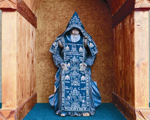 В 2015 году отмечают 530 лет со дня рождения основателя нынешнего монастыря – преподобного Нила
