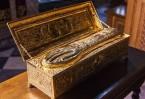 Ковчег с десницей мощей великомученика Георгия Победоносца