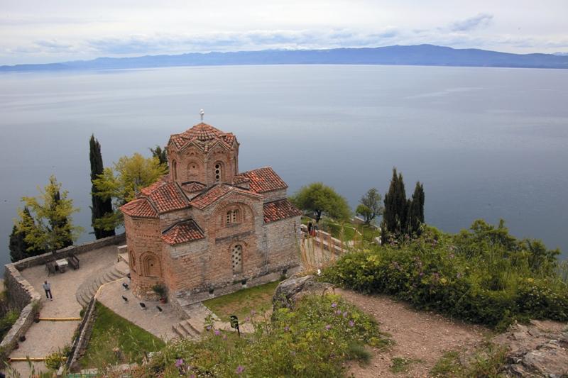 Храм святого Иоанна в Орхиде