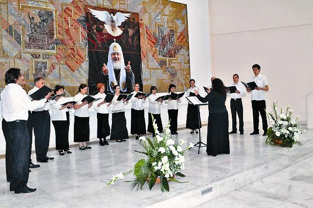 Хор Свято-Николаевского собора - один из лучших в Софии