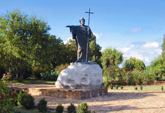 Памятник святому апостолу Андрею Первозванному