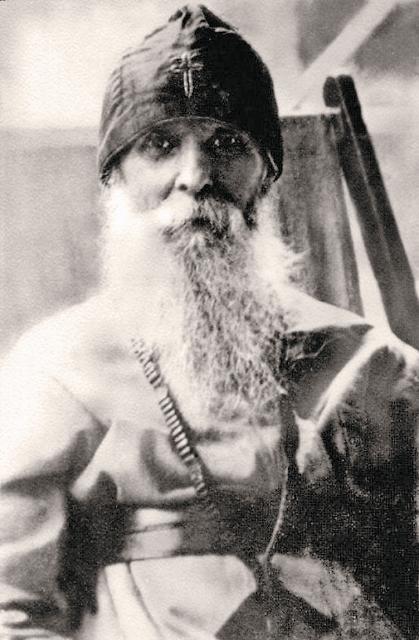 Иеросхимонах Серафим Вырицкий. 1930-е годы