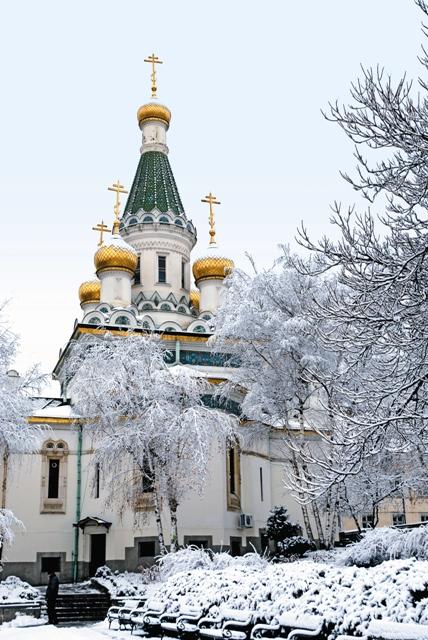 Свято- Николаевский собор остался в подчине- нии Патриарха, полу- чив статус подворья Русской Православной Церкви