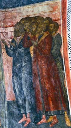 Групповой портрет семьи Никитниковых